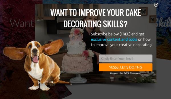 Cake Decorating Job Ad : Creativiu-Cake-Decorating-Offer-600x349-1 - Job Crusher