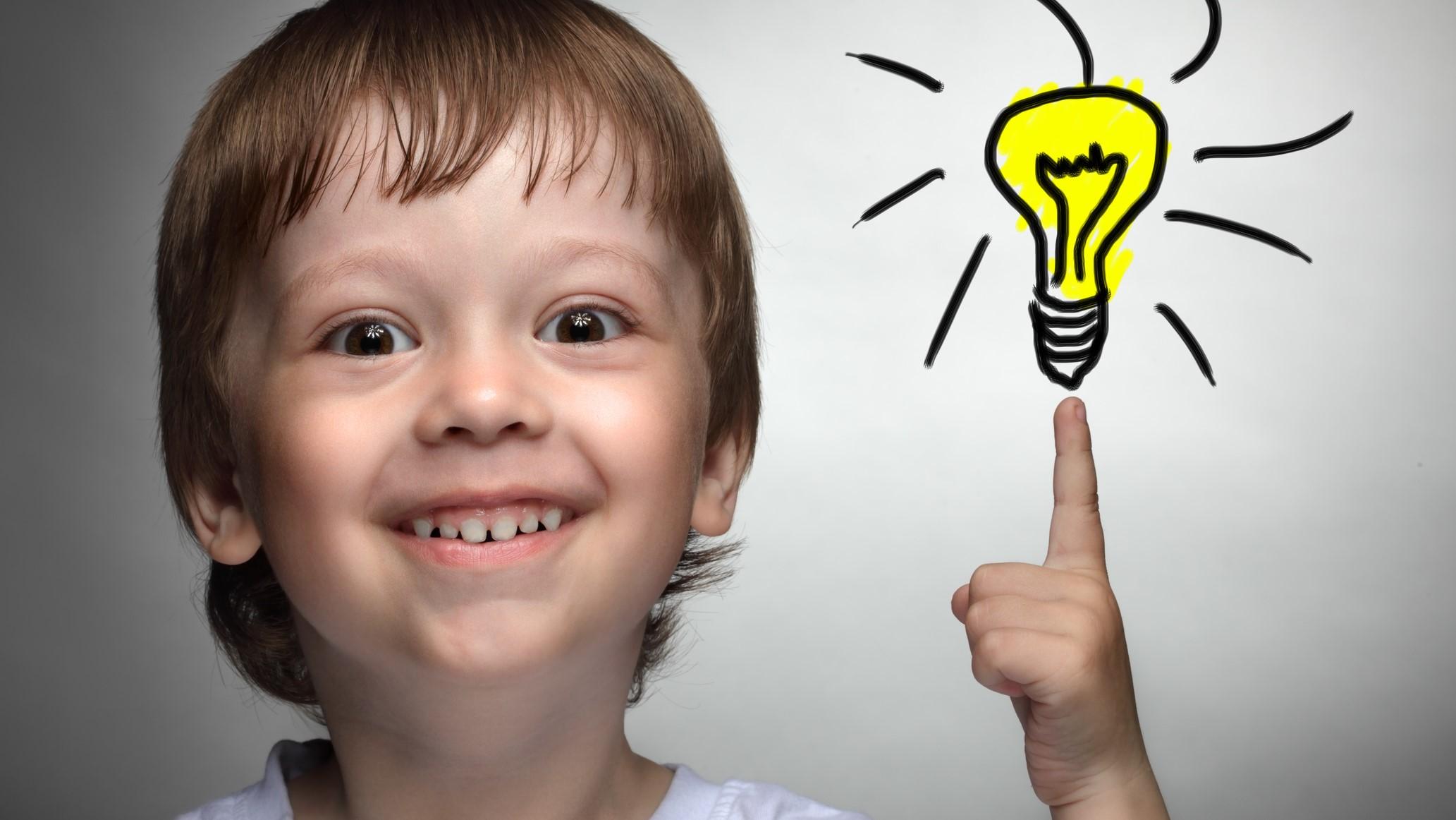 Идея ребенка