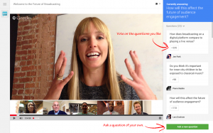 Google+ On Air Hangouts Gets Q&A