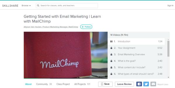 mailchimp-skillshare-example