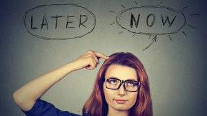 3 Ways to Stop Procrastinating and Start Producing